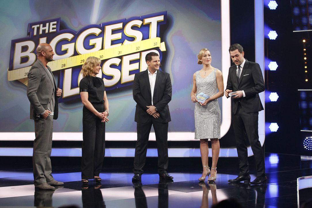 """Für die Finalisten geht es um das Preisgeld von 50.000 Euro. Wer wird den Wettbewerb für sich entscheiden und holt sich den Titel """"The Biggest Loser... - Bildquelle: Guido Engels Sat.1"""
