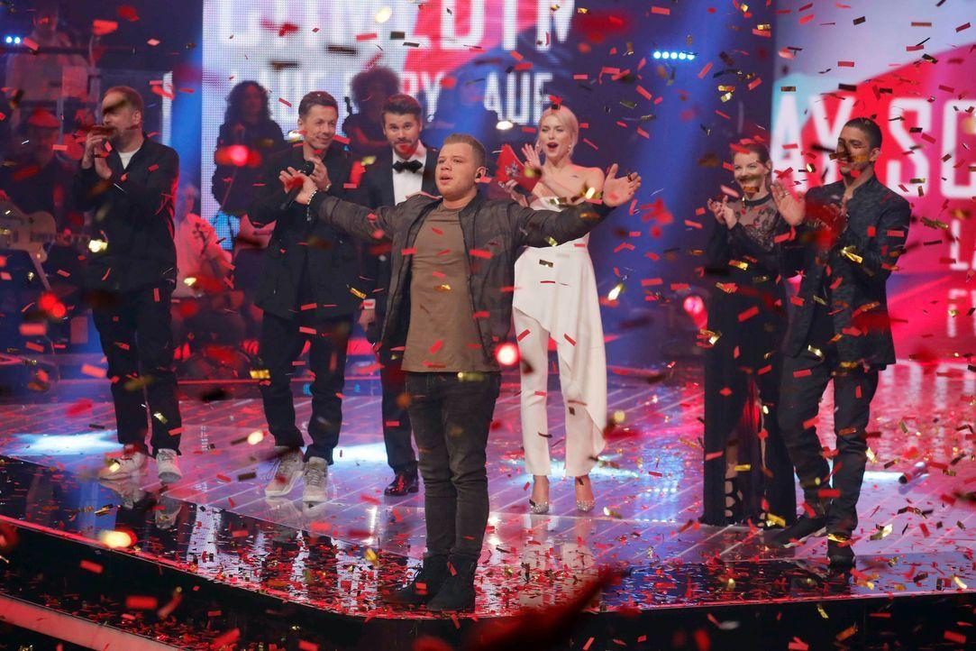 TVOG_Finale__36I0362 - Bildquelle: ProSieben/SAT.1/Richard Hübner