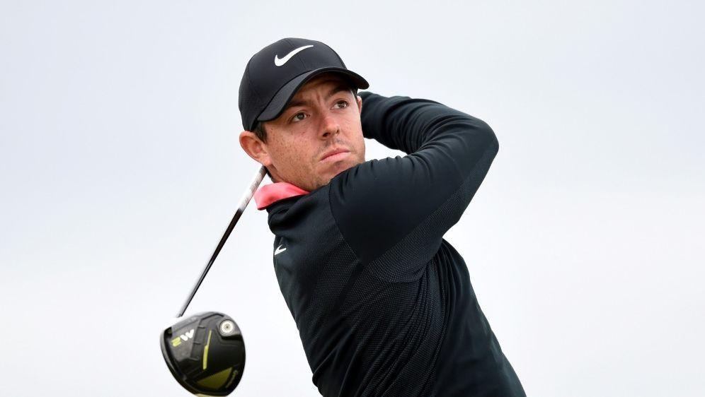 Golfstar Rory McIlroy mit Herzproblemen - Bildquelle: PIXATHLONPIXATHLONSID