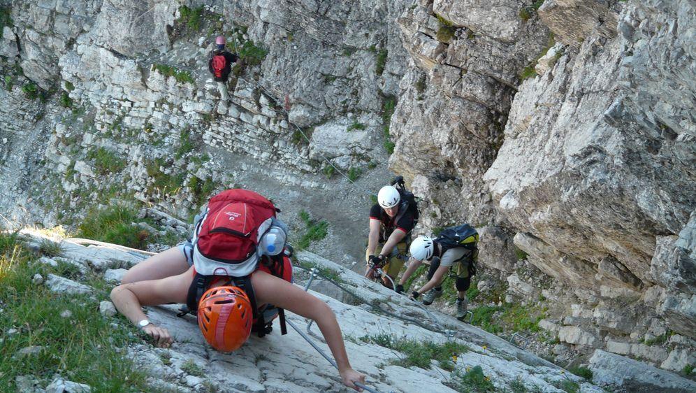 Kletterausrüstung Was Gehört Dazu : Klettern: ausrüstung für den adrenalin kick sat.1 ratgeber