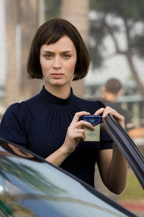Die unglücklich verheiratete Französischlehrerin Prudie (Emily Blunt) läuft Gefahr, mit einem ihrer Schüler ein Verhältnis zu beginnen ... - Bildquelle: 2007 Sony Pictures Classics Inc. All Rights Reserved.