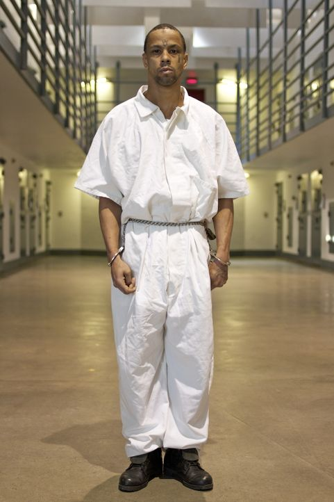 Einer von den 1600 Insassen des Hays State Gefängnisses: Wydreicus Denson ... - Bildquelle: part2pictures
