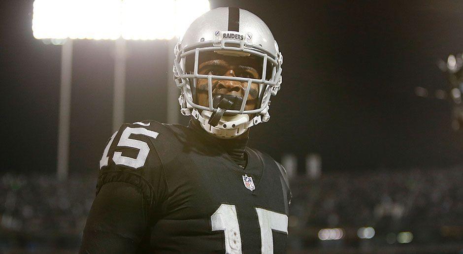 Michael Crabtree (Baltimore Ravens) - Bildquelle: Getty Images