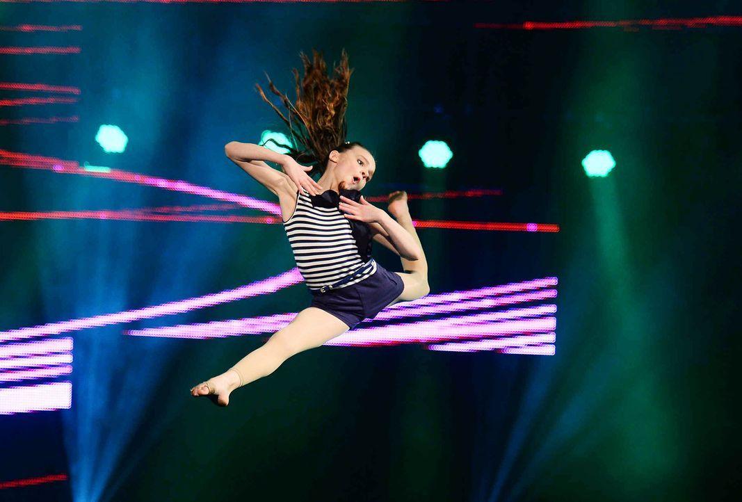 Got-To-Dance-Arianna-Adler-06-SAT1-ProSieben-Willi-Weber - Bildquelle: SAT.1/ProSieben/Willi Weber