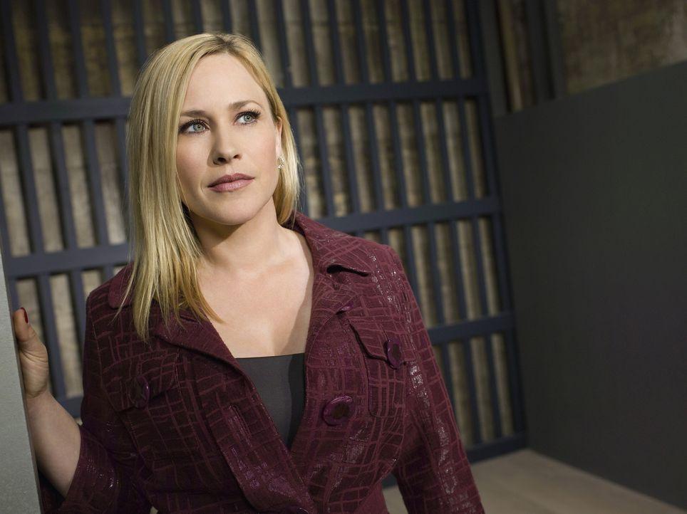 (5. Staffel) - Allison (Patricia Arquette), Mutter von drei Kindern und verheiratet mit einem Raketenspezialisten, hat ganz besondere Fähigkeiten: S... - Bildquelle: Paramount Network Television