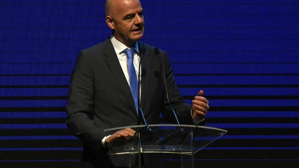 UEFA kritisiert die Pläne von FIFA-Präsident Infantino - Bildquelle: AFPSIDNORBERTO DUARTE