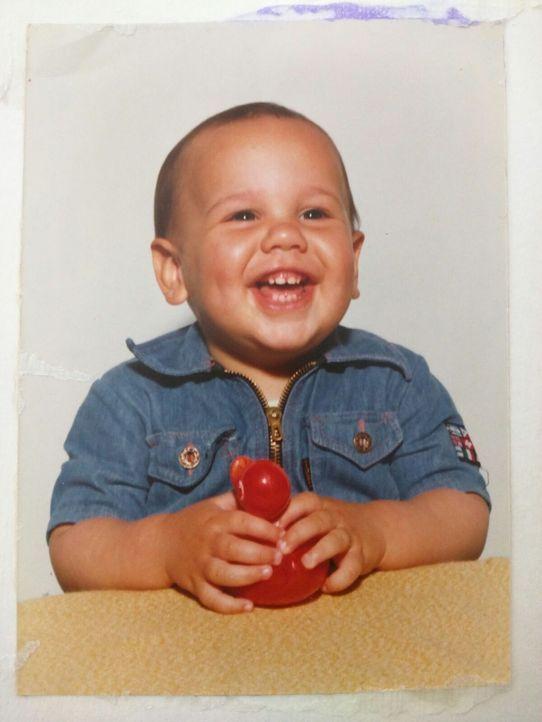Guido als Baby - Bildquelle: sixx