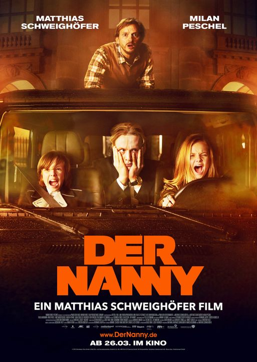 Der-Nanny-01-Warner-Bros-Entertainment-GmbH - Bildquelle: Warner Bros. Entertainment GmbH