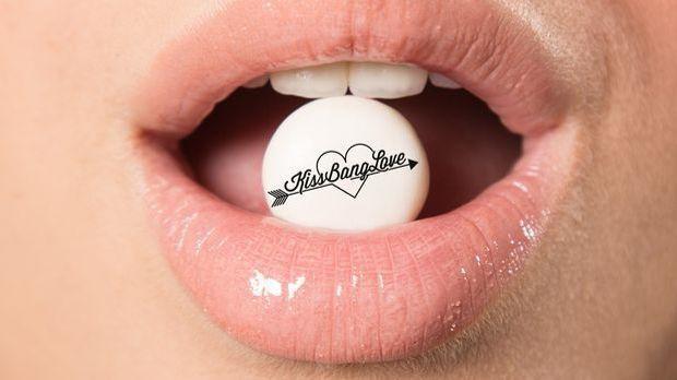 Kiss Bang Love Lippen