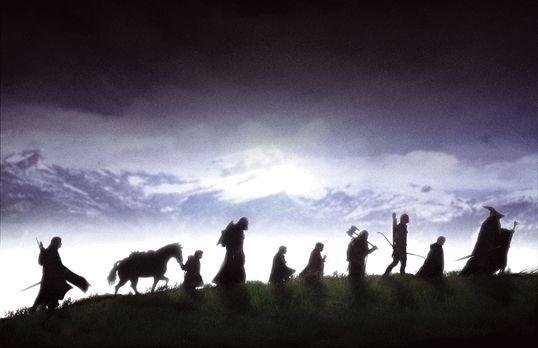 Der Herr der Ringe - Die Gefährten - Ein beschwerlicher Weg mit vielen Gefahr...