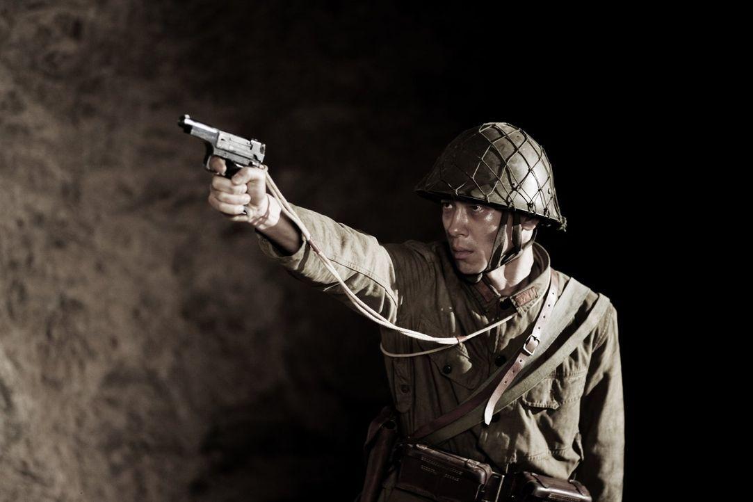 Ist der neue Soldat Shimizu (Ryo Kase) wirklich ein Spitzel? - Bildquelle: Warner Bros.