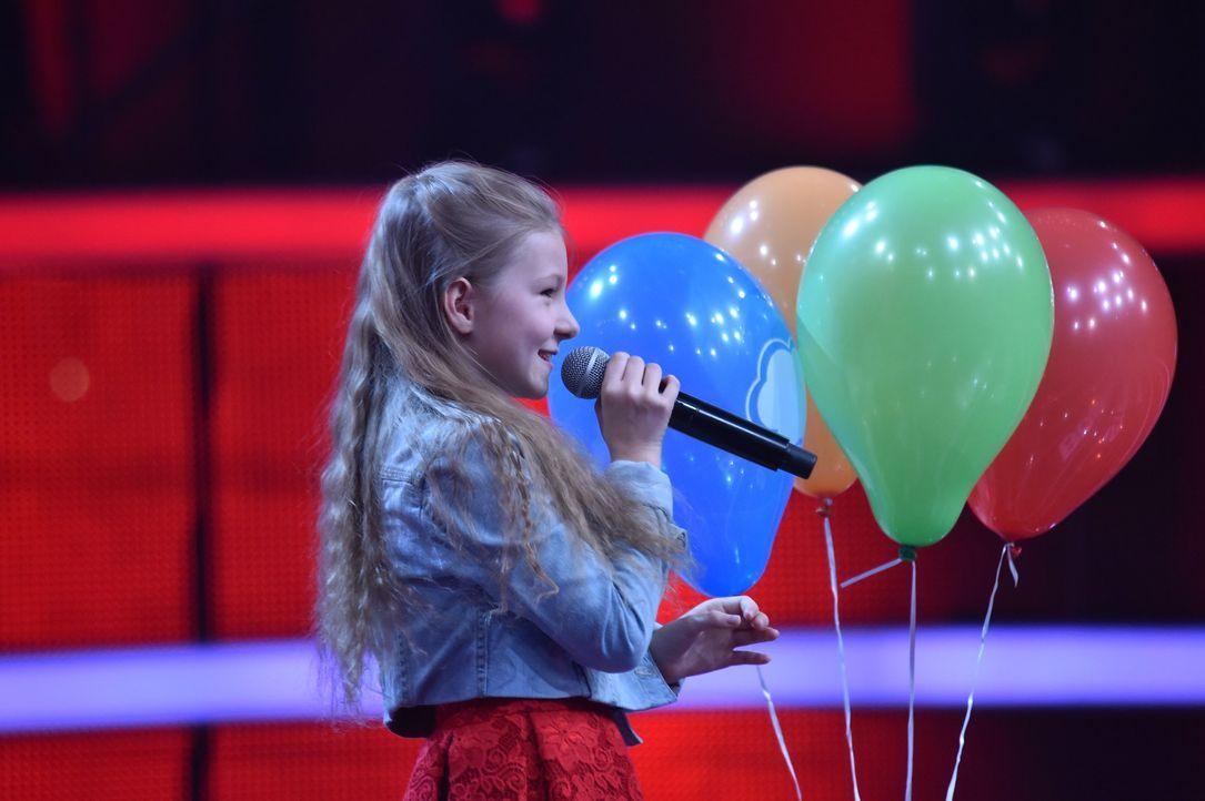 Idalia und Luftballons - Bildquelle: André Kowalski
