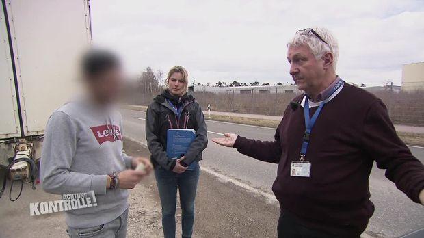 Achtung Kontrolle - Achtung Kontrolle! - Thema U.a.: Der Cannabis-raser - Provida Ludwigshafen