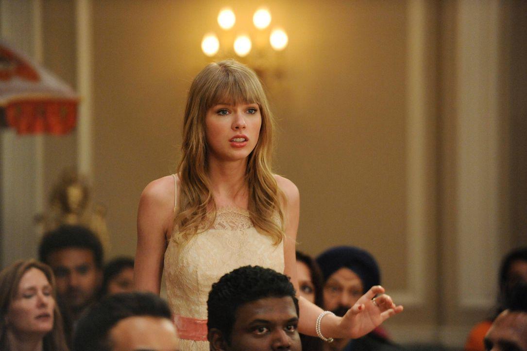 Was hat Elaine (Taylor Swift) vor? - Bildquelle: 2013 Twentieth Century Fox Film Corporation. All rights reserved