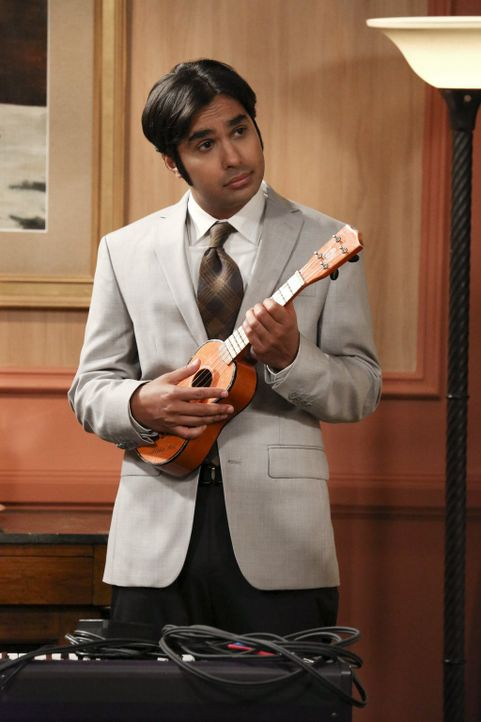 Was ist nur mit Raj (Kunal Nayyar) los? - Bildquelle: Warner Brothers Entertainment Inc.