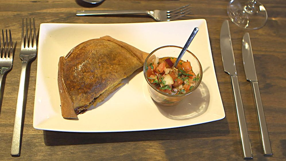 Empanadas de pino - Die besondere Fleischpastete - Bildquelle: kabel eins