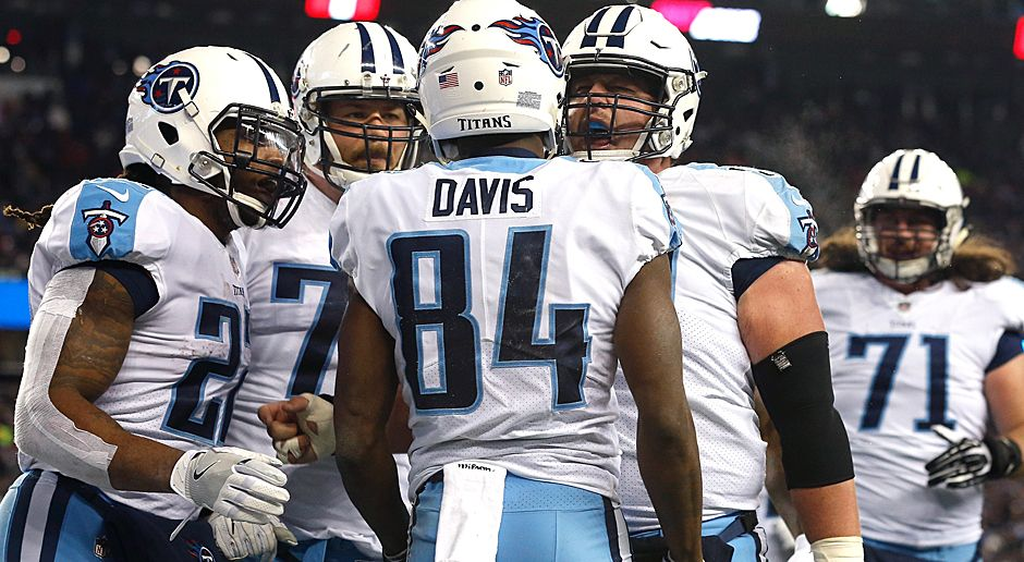 Platz 31: Tennessee Titans (AFC South) - Bildquelle: 2018 Getty Images