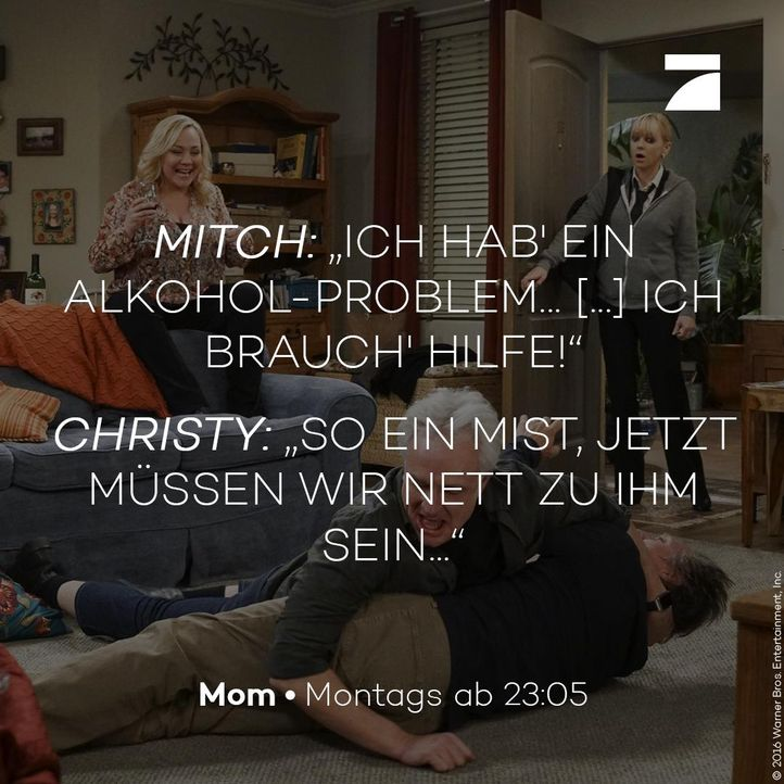 Mitch und Christy - Staffel 4 Episode 9 - Bildquelle: 2016 Warner Bros. Entertainment, Inc.