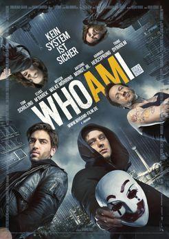 Who Am I - Kein System ist sicher - WHO AM I - Plakat - Bildquelle: Sony Pict...
