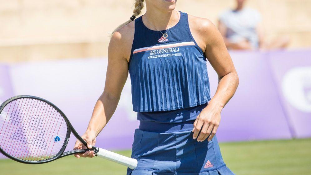 Kerber scheitert beim WTA-Turnier bereits in Runde eins - Bildquelle: PIXATHLONPIXATHLONSID