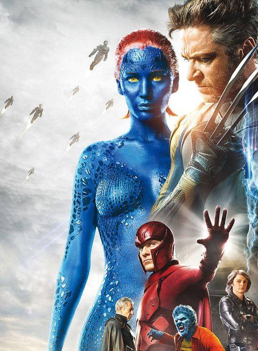 Jennifer-Lawrence-X-Men-Days-of-Future-Past-2015Twentieth-Century-Fox-Home-Entertainment - Bildquelle: 2015 Twentieth Century Fox Home Entertainment