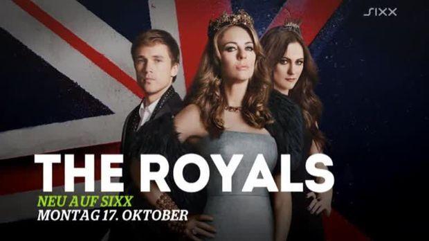 The Royals Staffel 4 Sixx
