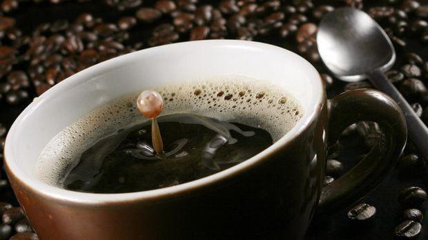 Kaffee ist ungesund