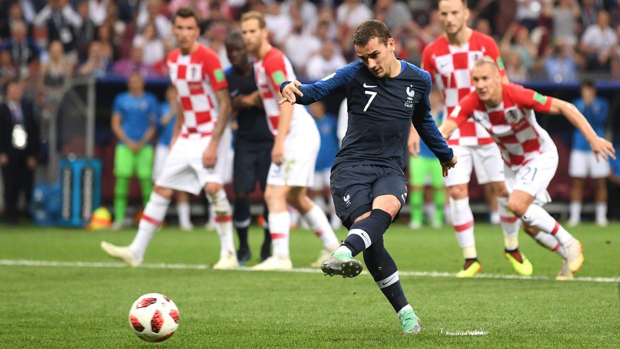 Antoine Griezmann (Frankreich) - Bildquelle: Getty Images