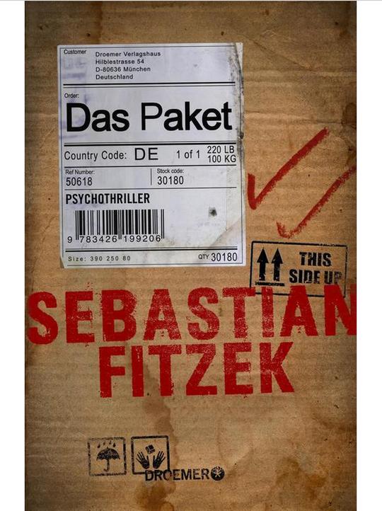 Das Paketvon Sebastian Fitzek Seit diejunge Psychiaterin Emma Stein in... - Bildquelle: Droemer Knaur