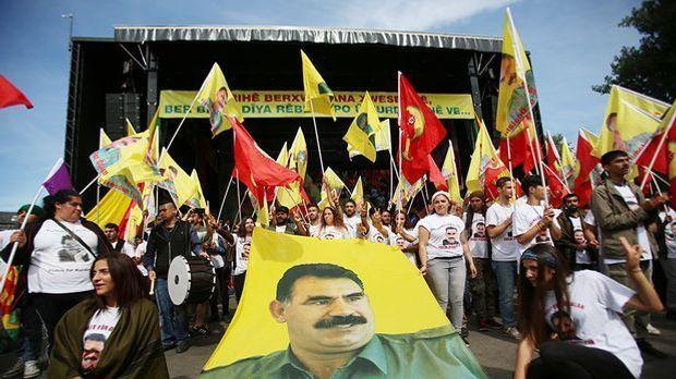 Türkei protestiert gegen Kurden-Fest in Köln