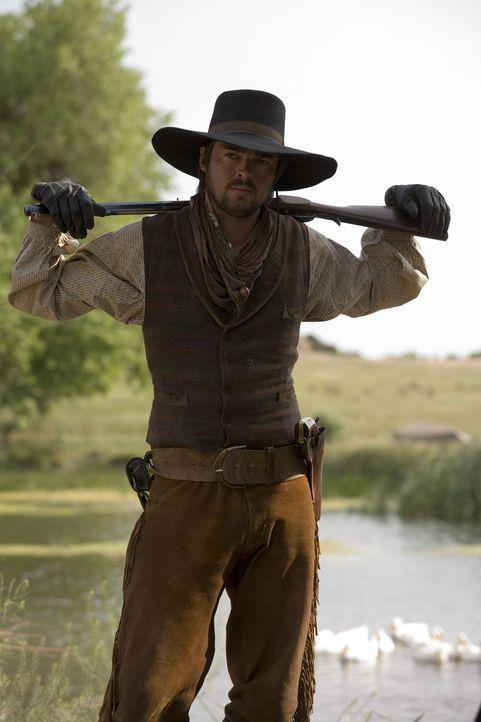 Das Leben als Ranger fordert einiges von Woodroow F. Call (Karl Urban) ... - Bildquelle: 2006 CBS Broadcasting Inc. All Rights Reserved.