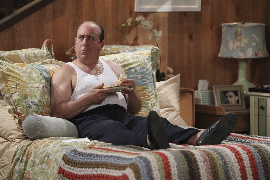 Hat einen besonderen Rat für Mike um an Geld zu kommen: Vince (Louis Mustillo) ... - Bildquelle: Warner Brothers