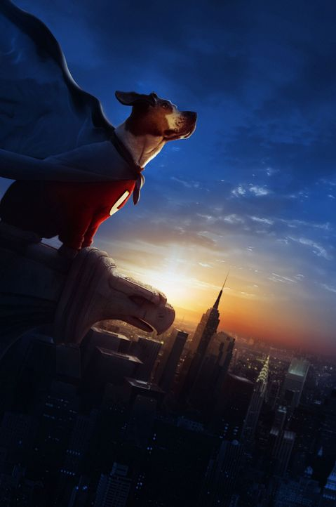"UNDERDOG - UNBESIEGT WEIL ER FLIEGT""- Artwork - Bildquelle: Walt Disney Pictures.  All rights reserved"