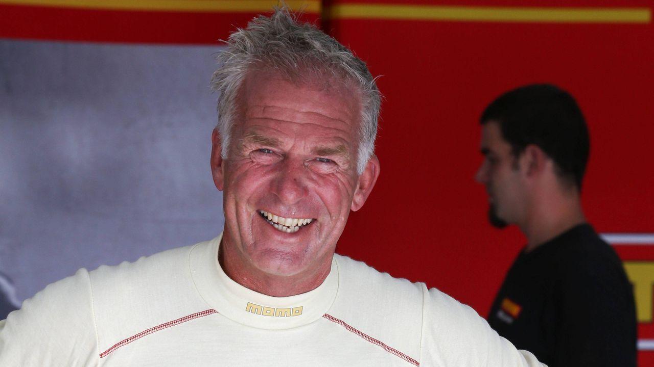 Christian Danner – 36-Formel-1-Rennen - Bildquelle: imago/PanoramiC