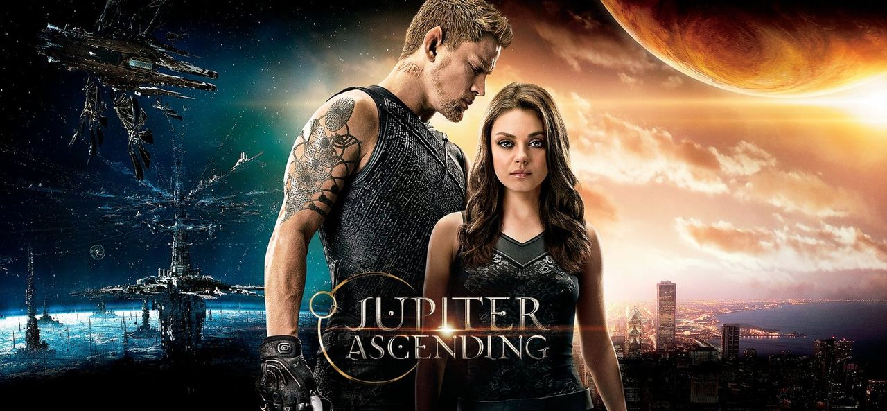 JUPITER ASCENDING - Artwork - Bildquelle: 2014 Warner Bros. Entertainment Inc., WV Films IV LLC, and Ratpac-Dune Entertainment LLC. All rights reserved.