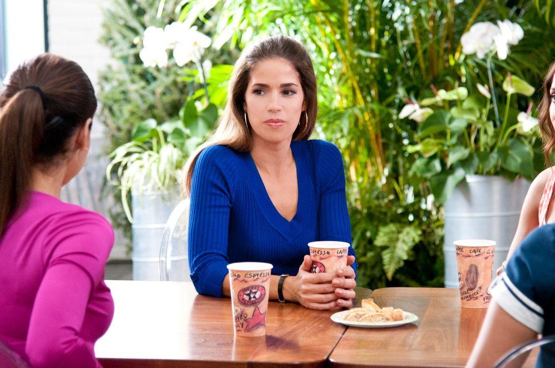 Marisol (Ana Ortiz) bietet an, weiter im Haushalt der Powells auszuhelfen, in der Hoffnung, dadurch mehr über Flora und ihren wahren Mörder zu erfah... - Bildquelle: ABC Studios