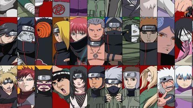 Welcher Naruto Charakter Bist Du