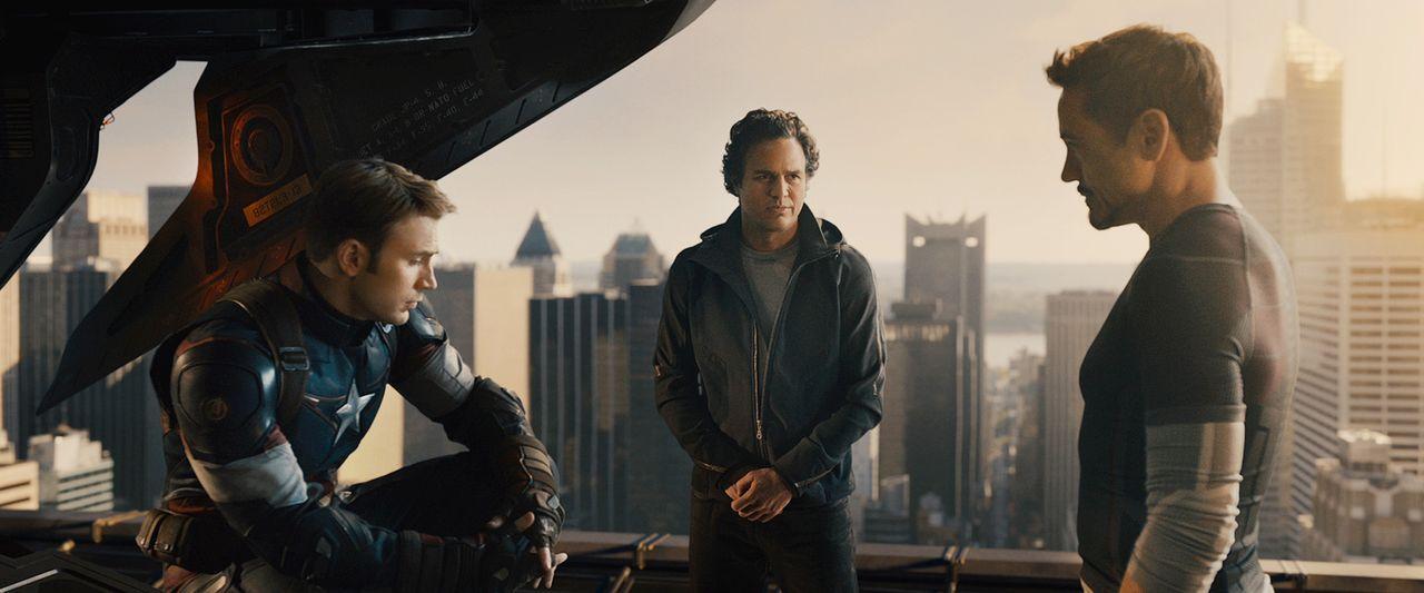 Avengers-Age-Of-Ultron-Marvel2015 - Bildquelle: Marvel 2015