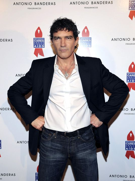 Antonio Banderas  - Bildquelle: getty-AFP
