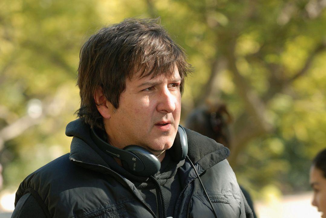Regisseur Steven Brill während des Drehs - Bildquelle: 2007 Paramount Pictures