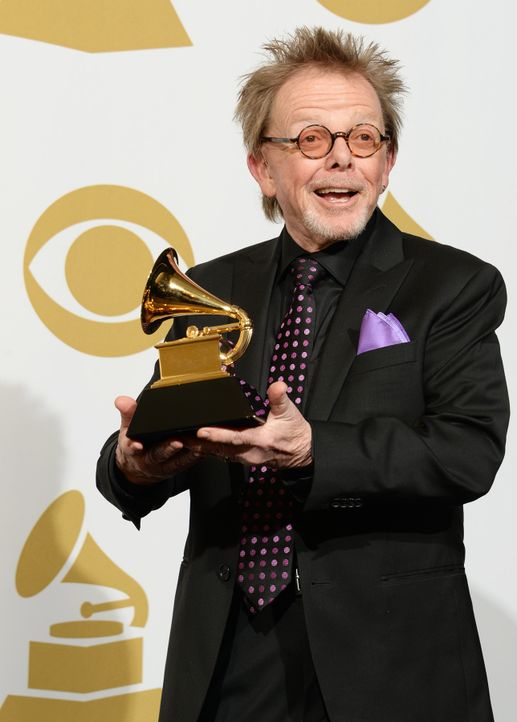 Grammy-Awards-Paul-Williams-Daft-Punk-14-01-26-AFP - Bildquelle: AFP