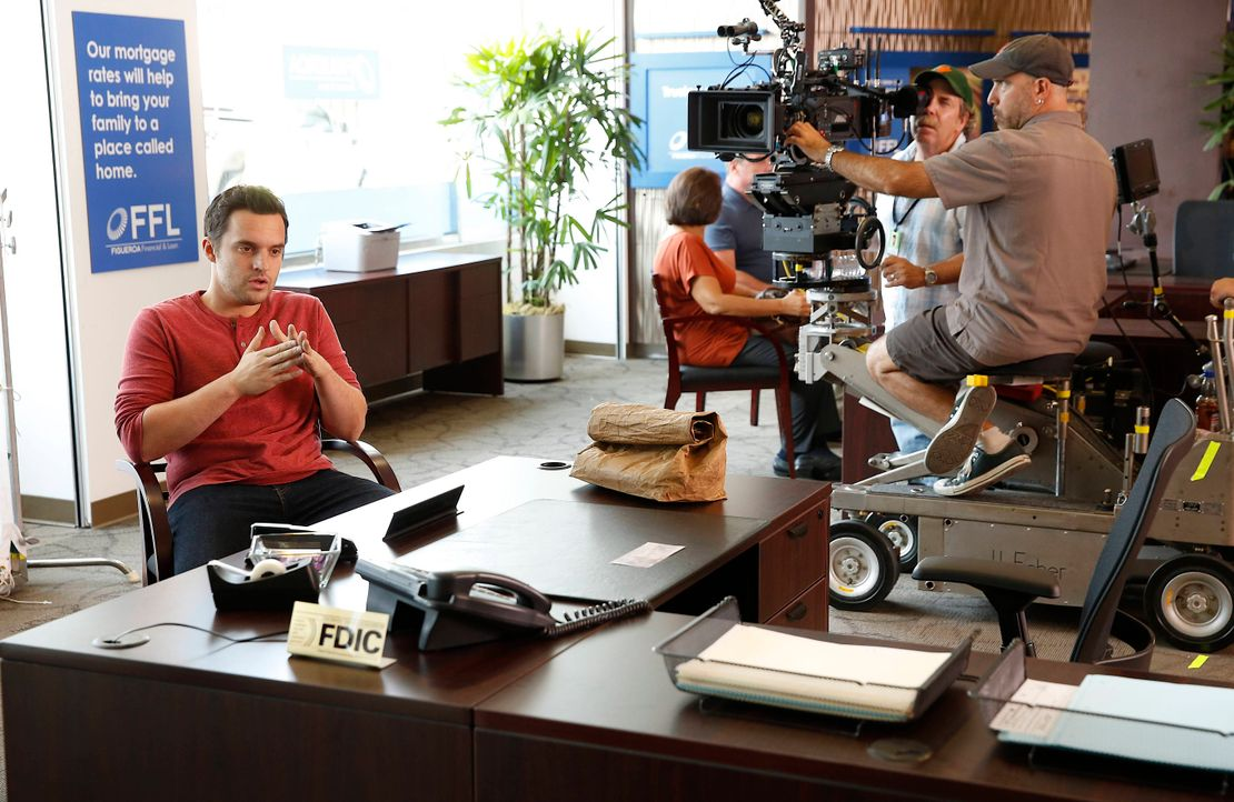 New Girl Behind The Scenes16 - Bildquelle: 20th Century Fox Film Corporation. All rights reserved