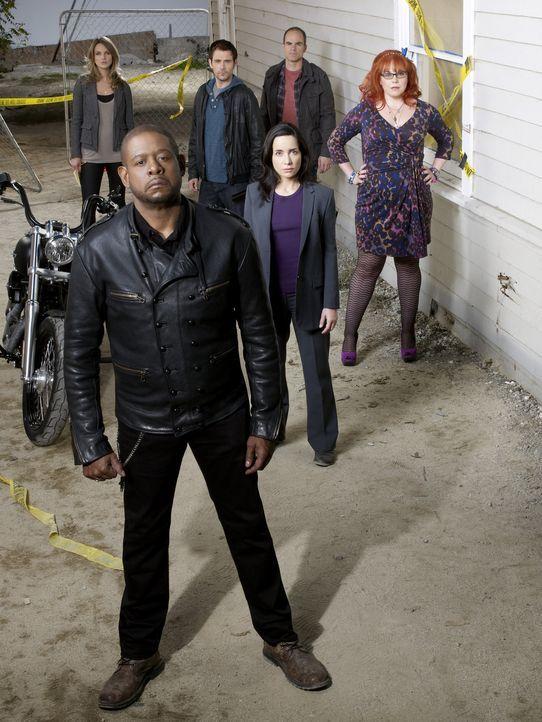(1. Staffel) - Bringen jeden Täter zur Strecke: Sam Cooper (Forest Whitaker, 2.v.l.), Gina LaSalle (Beau Garrett, l.), Mick Rawson (Matt Ryan, 3.v.... - Bildquelle: © ABC Studios