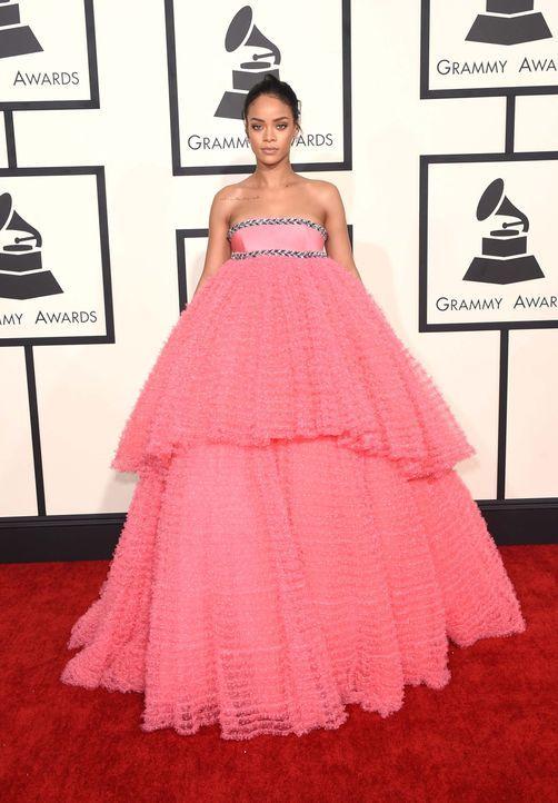 Rihanna  - Bildquelle: JASON MERRITT AFP