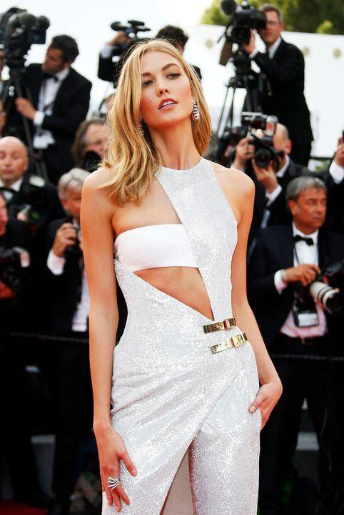 Cannes-Film-Festival-Karlie-Kloss-150513-dpa - Bildquelle: dpa