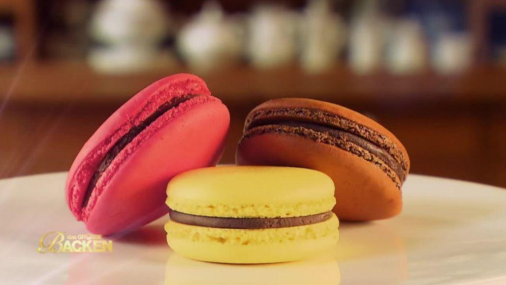 Christian Hümbs' Riesen Macarons