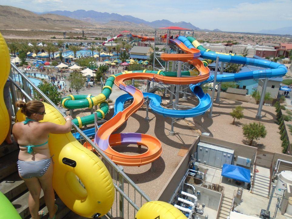 Hat für jeden etwas zu bieten: der Wet'n'Wild Wasserfreizeitpark in Las Vegas ... - Bildquelle: 2016,The Travel Channel, L.L.C. All Rights Reserved.