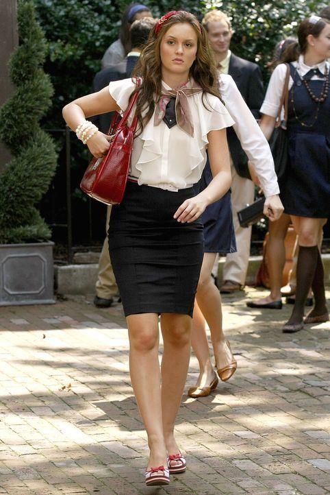 Blair (Leighton Meester) kämpft um ihren Platz als Schul-Königin ... - Bildquelle: Warner Brothers