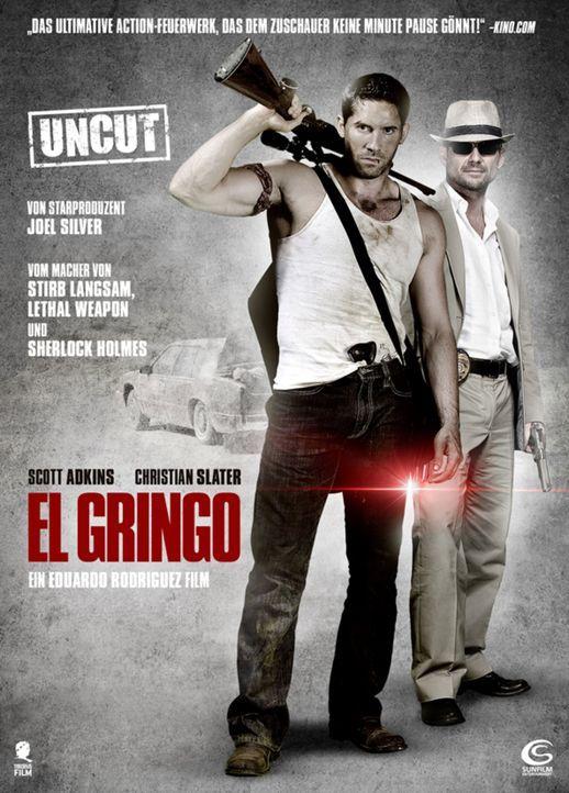 EL GRINGO - Plakatmotiv - Bildquelle: 2014 Tiberius Film GmbH.