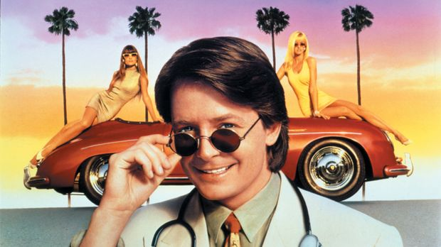 Unfreiwillig bleibt der Großstadt-Yuppie Ben Stone (Michael J. Fox) auf seine...